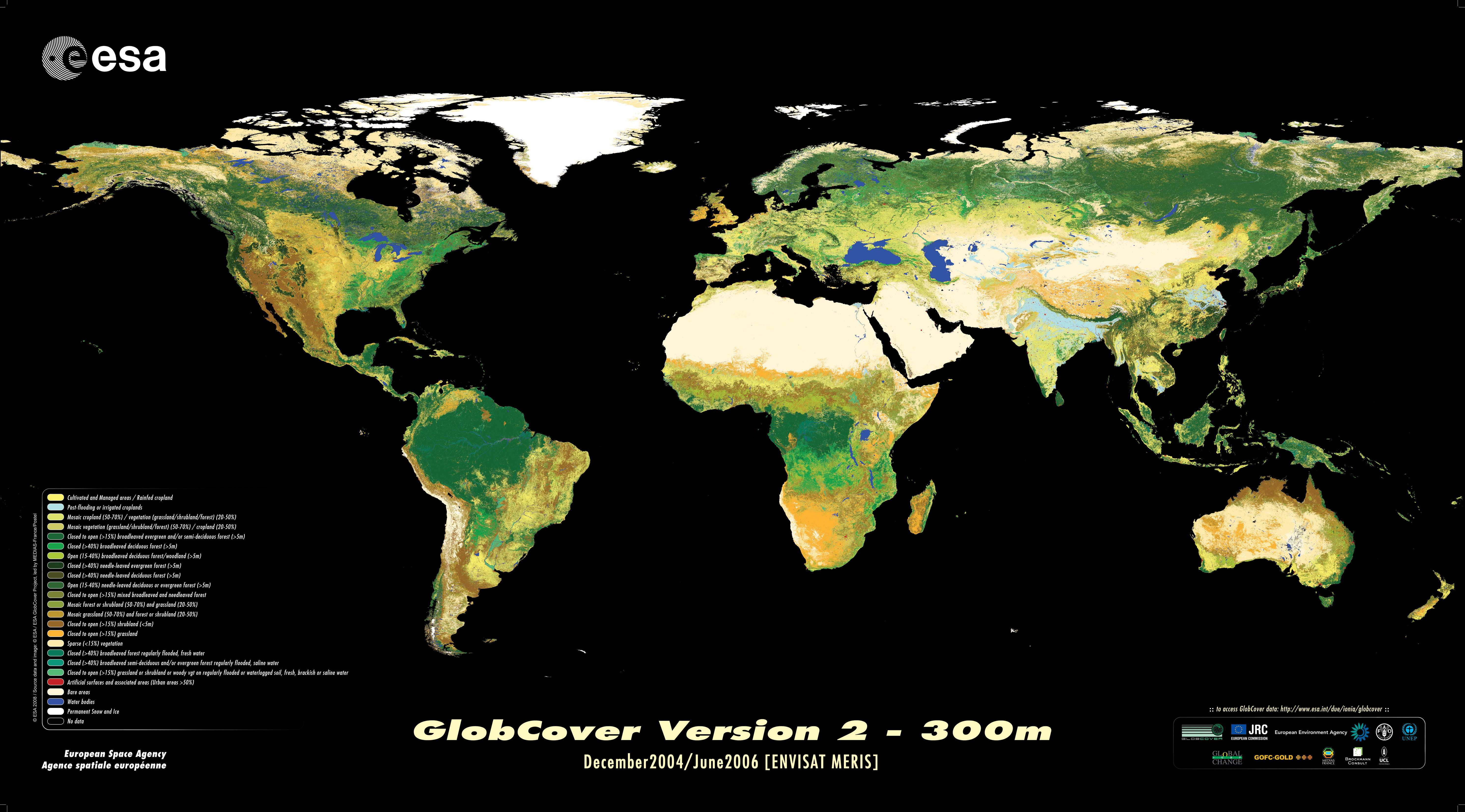 World Map High Res