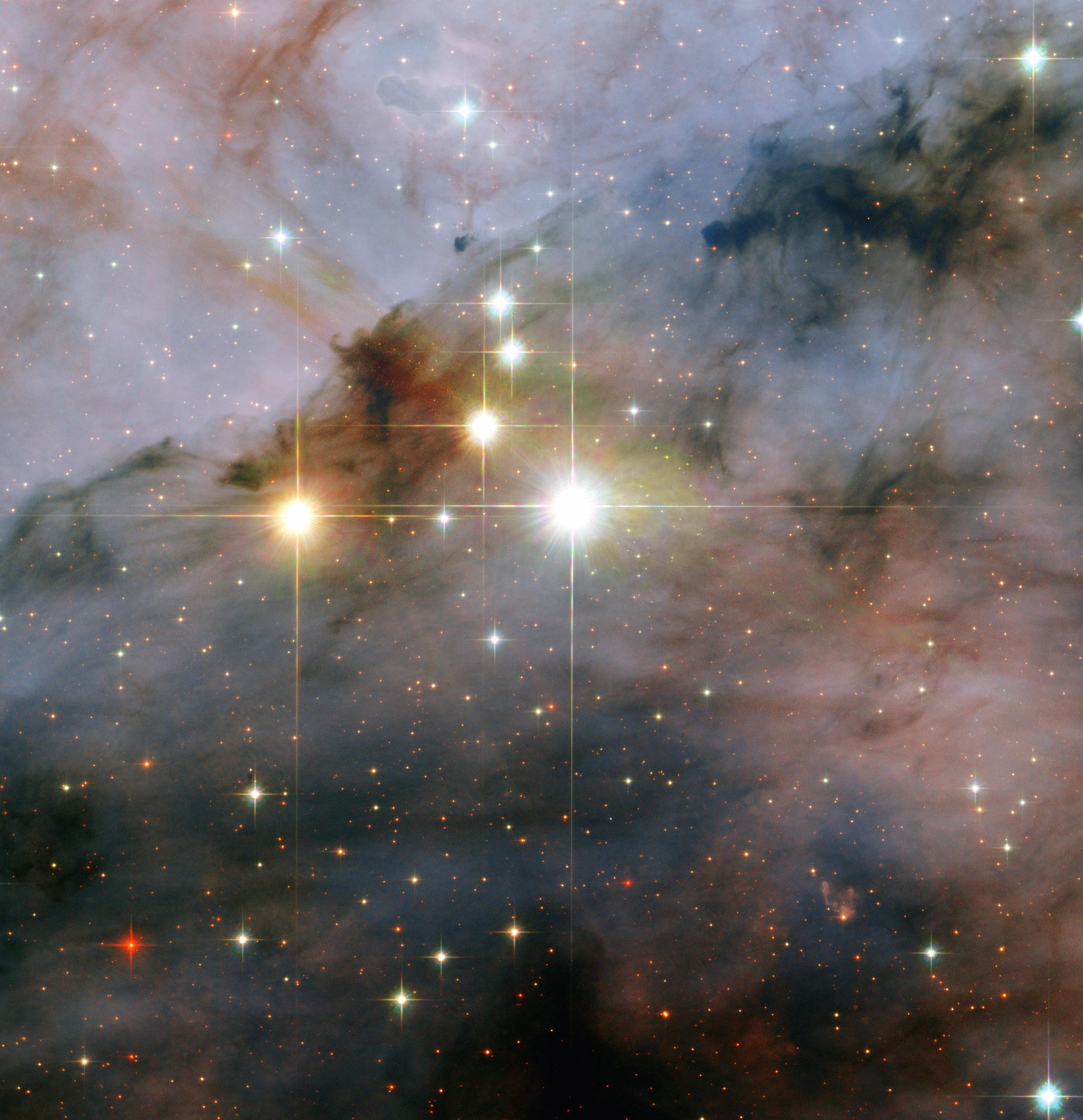 Todo lo que quieras saber sobre las estrellas (universo)